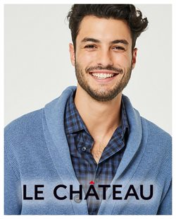 Le Château deals in the Montreal flyer