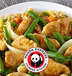 Panda Express deals in the Toronto flyer