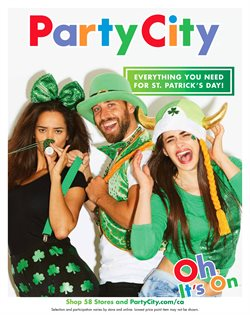 Kids, Toys & Babies offers in the Party City catalogue in Gatineau