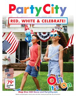 Kids, Toys & Babies offers in the Party City catalogue in Toronto