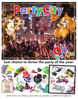 Kids, Toys & Babies offers in the Party City catalogue in Ottawa