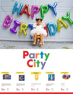 Party City catalogue ( Published today )
