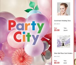 Kids, Toys & Babies deals in the Party City catalogue ( 12 days left)