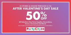 Party City deals in the Edmonton flyer