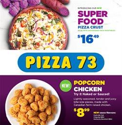 Pizza 73 catalogue ( Expired )