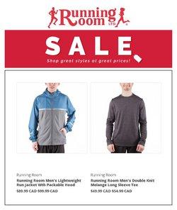Running Room deals in the Running Room catalogue ( 29 days left)