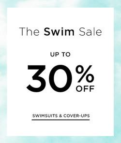 Saks Fifth Avenue deals in the Toronto flyer