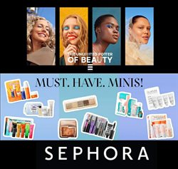 Pharmacy & Beauty offers in the Sephora catalogue in Toronto ( 3 days left )