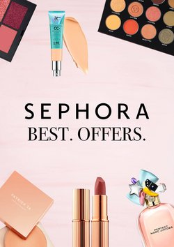 Sephora catalogue in Vancouver ( Expires tomorrow )