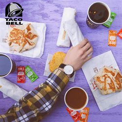 Restaurants offers in the Taco Bell catalogue in Gatineau