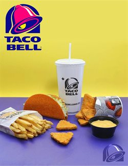 Restaurants offers in the Taco Bell catalogue in Montreal
