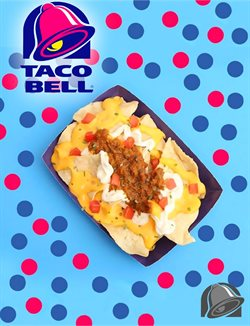 Restaurants offers in the Taco Bell catalogue in Parksville