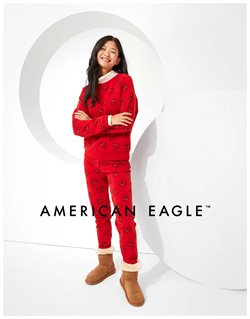 American Eagle catalogue ( More than a month )