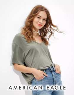 American Eagle deals in the American Eagle catalogue ( 20 days left)