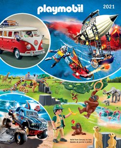 Kids, Toys & Babies offers in the Playmobil catalogue ( 3 days ago )