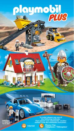 Kids, Toys & Babies deals in the Playmobil catalogue ( More than a month)