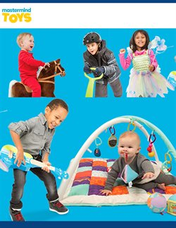 Kids, Toys & Babies offers in the Mastermind Toys catalogue in Gatineau
