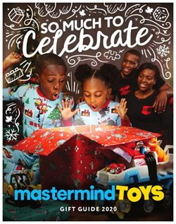Mastermind Toys catalogue ( Expired )