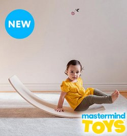 Kids, Toys & Babies deals in the Mastermind Toys catalogue ( 2 days left)