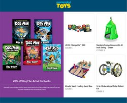 Kids, Toys & Babies deals in the Mastermind Toys catalogue ( 9 days left)