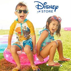 Disney Store deals in the Vancouver flyer