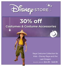 Kids, Toys & Babies deals in the Disney Store catalogue ( 13 days left)