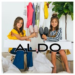 ALDO deals in the Edmonton flyer