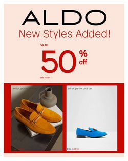 ALDO deals in the ALDO catalogue ( Published today)
