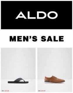 ALDO deals in the ALDO catalogue ( Expires tomorrow)