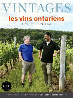 Vintages deals in the Montreal flyer