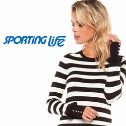 Sporting Life deals in the Toronto flyer