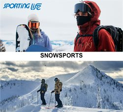 Sporting Life catalogue ( Expired )