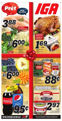IGA deals in the Saint-Georges flyer