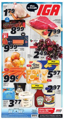 IGA deals in the IGA catalogue ( Published today)