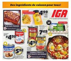 IGA catalogue ( Expires today)