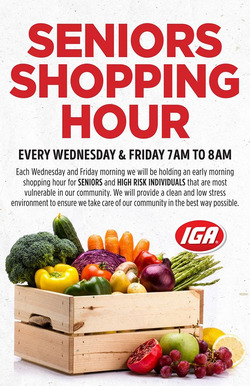 IGA coupon in Montreal ( 5 days left )