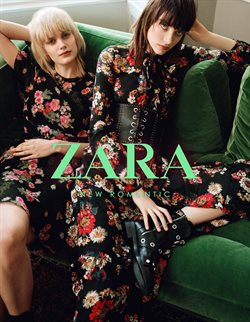 ZARA deals in the Toronto flyer