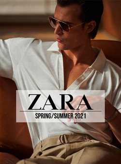 ZARA deals in the ZARA catalogue ( More than a month)