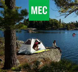 Sport offers in the MEC catalogue in Winnipeg
