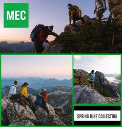 Sport deals in the MEC catalogue ( Expires today)