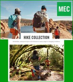 Sport deals in the MEC catalogue ( 3 days left)