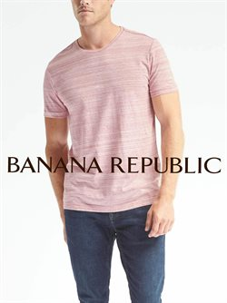 Banana Republic deals in the Toronto flyer