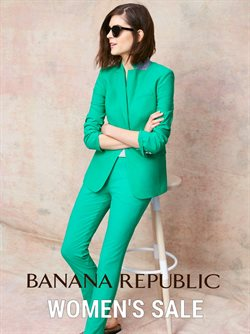 Banana Republic deals in the Richmond flyer