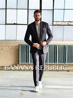 Banana Republic deals in the Vancouver flyer