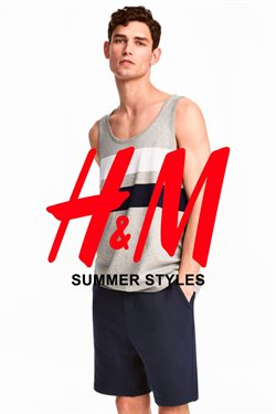 H&M deals in the Montreal flyer
