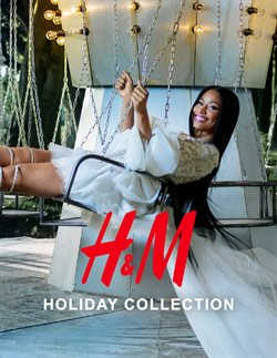 H&M deals in the Toronto flyer