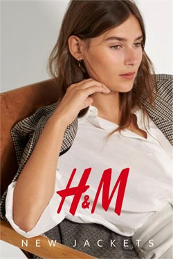 H&M deals in the Calgary flyer