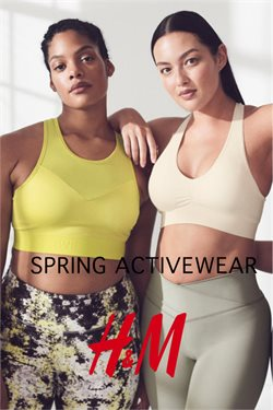 H&M deals in the Vancouver flyer