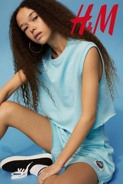 Clothing, Shoes & Accessories deals in the H&M catalogue ( 14 days left)