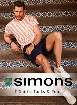 Simons deals in the Montreal flyer